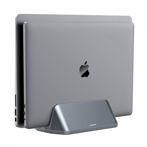 Stage S5 Adjustable Dual Tablet, Laptop & MacBook Vertical Stand
