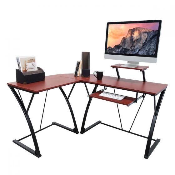 activiva Khloe 'L' Shape Computer Desk