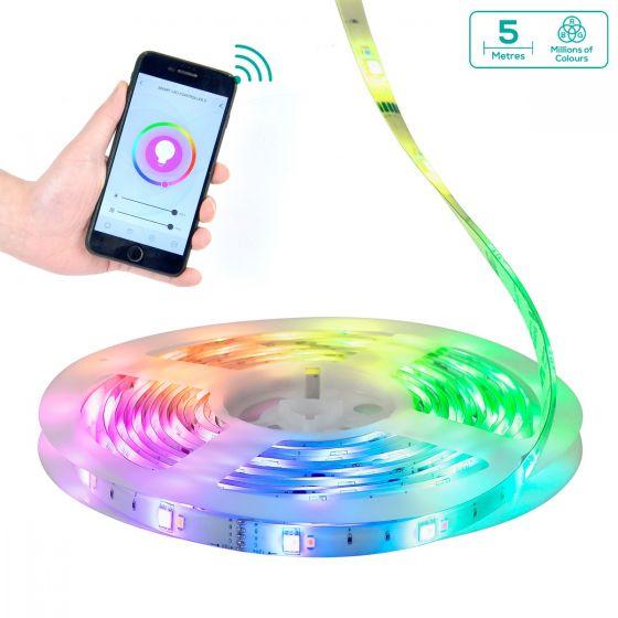 activiva Smart LED Strip Lights - 5m