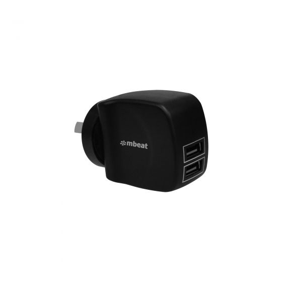 Gorilla Power Duo Dual Port 3.4A USB Charger