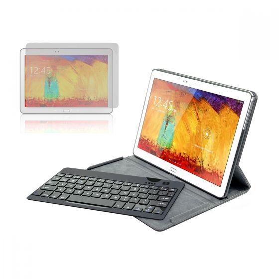 Ultra Slim Keyboard Folio Case for GALAXY Note 10.1 (2014 Edition)