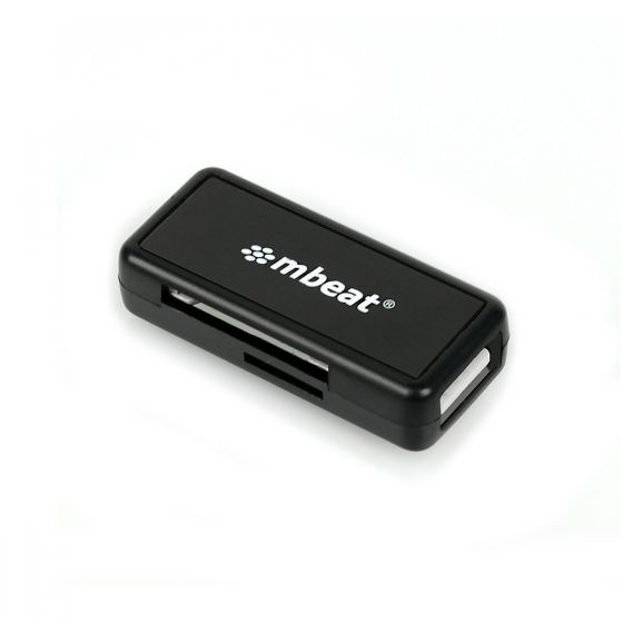 Micro USB Card Reader and Hub for Android Smartphone and Tablet