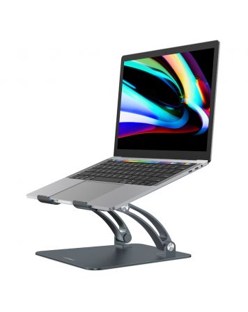 Stage S6 Adjustable Elevated Laptop & MacBook Stand