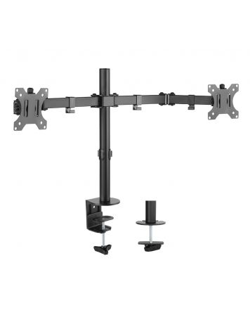 ACITVIVA ErgoLife Dual Monitor Screen Double Joint Monitor Arm