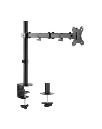 ACITVIVA ErgoLife Single Monitor Screen Double Joint Monitor Arm