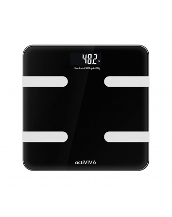 Activiva Bluetooth BMI and Body Fat Scale