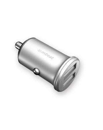 Power Dot Pro Dual Port 4.8A USB Rapid Car Charger