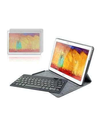 Ultra Slim Keyboard Folio Case for GALAXY Note 10.1 (2014 Edition)