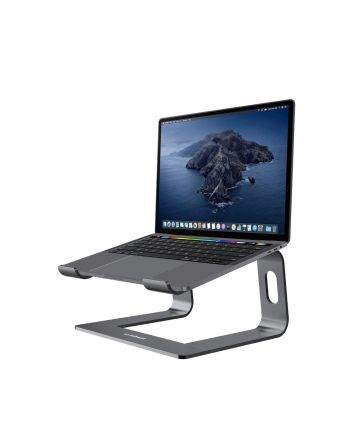 Stage S1 Elevated Laptop Stand - Space Grey
