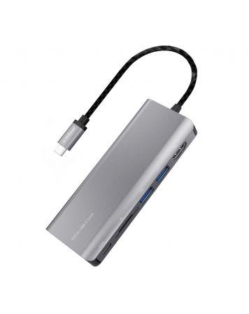 Elite USB-C Multifunction Docking Station for USB-C Laptop