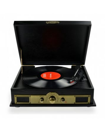 Vintage USB Turntable with Bluetooth