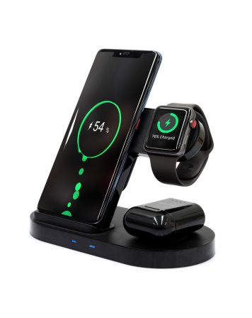 Gorilla Power 3-in-1 Wireless Charging Stand