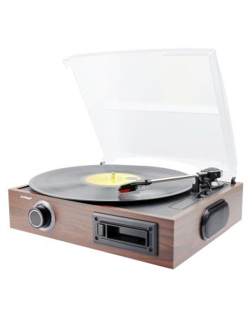 USB Turntable and Cassette Player